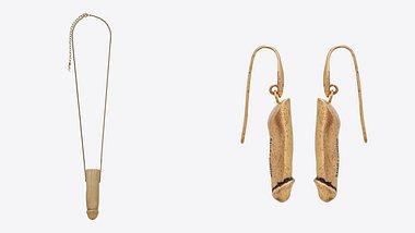Yves Saint Laurent bringt Penis-Schmuck auf den Markt