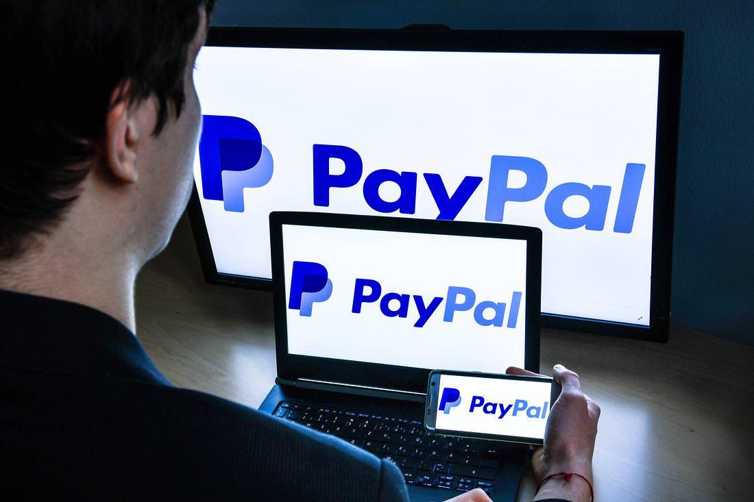Zahlungsmittel PayPal