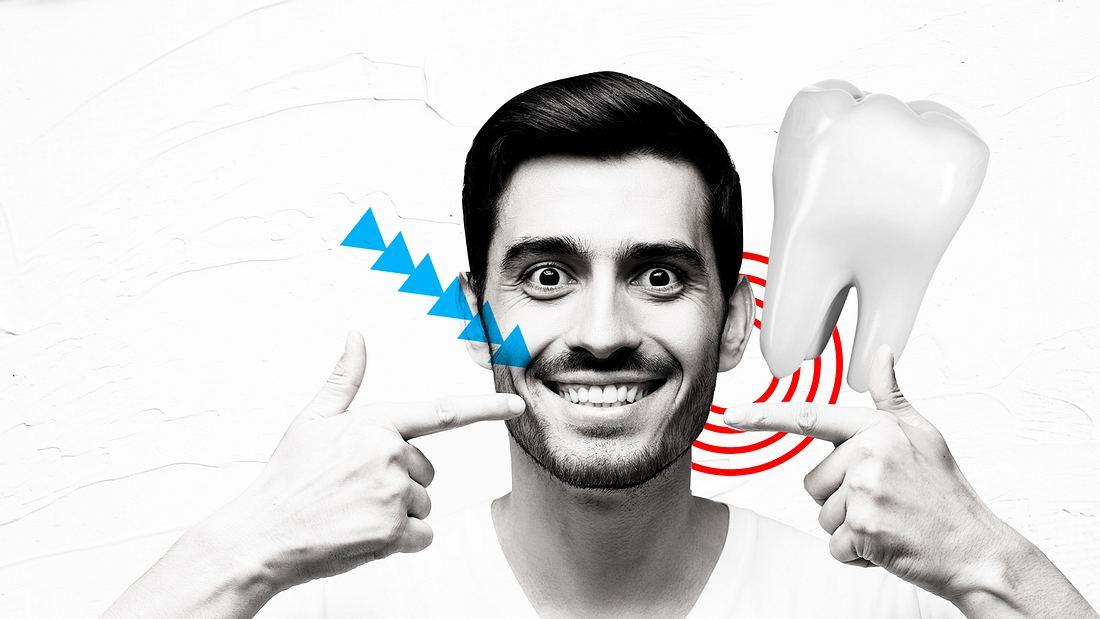 Zähne aufhellen: Diese Möglichkeiten gibt es