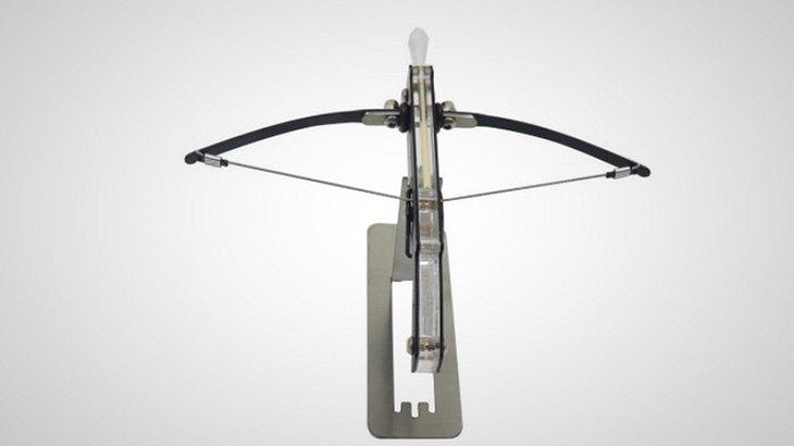 Zahnstocher-Armbrust: Das Toy Crossbow Set von Oiikury