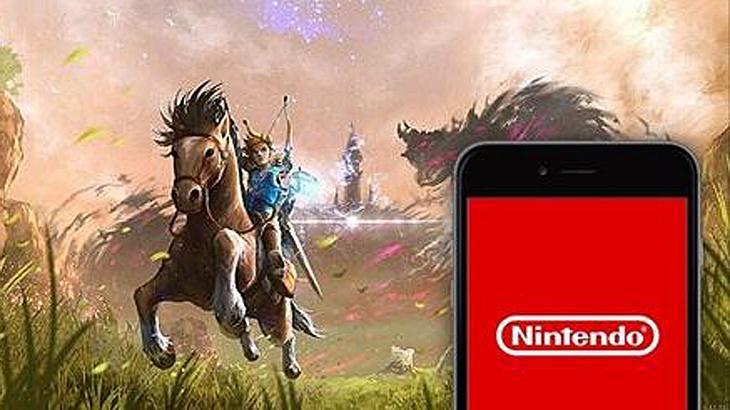 Nintendo entwickelt The Legend of Zelda für das iPhone