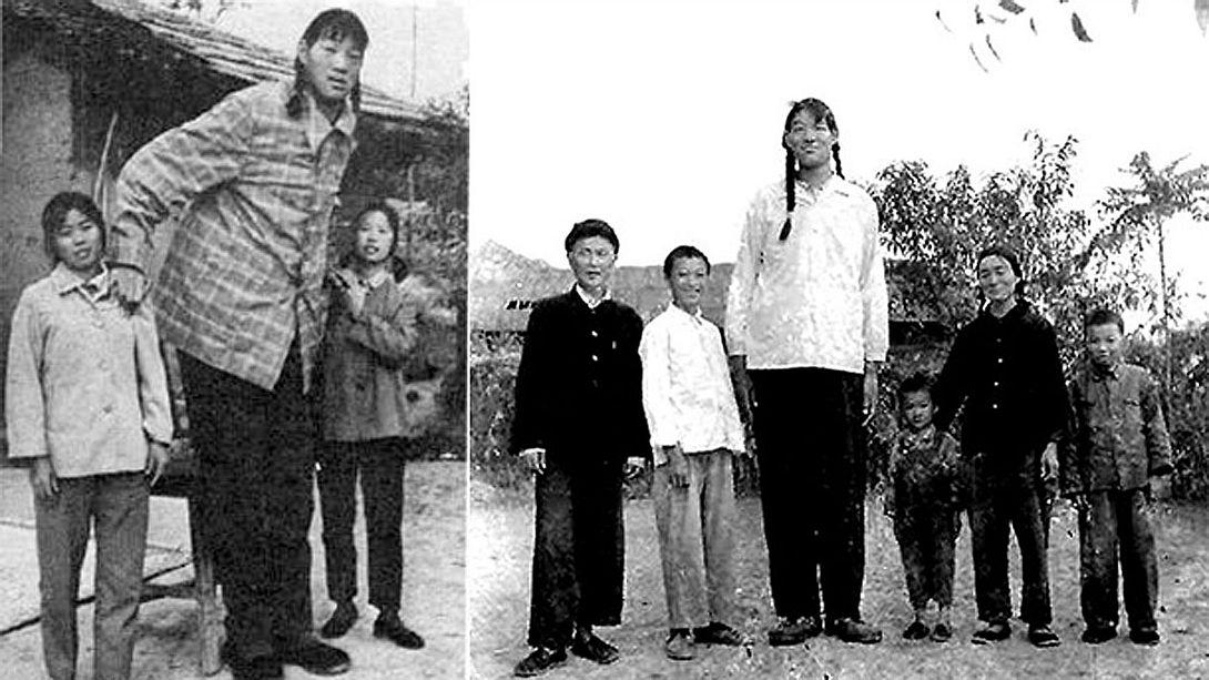 Zeng Jinlian, die größte Frau aller Zeiten