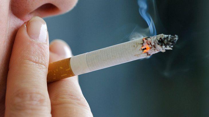 Zigaretten sind umweltschädigend.