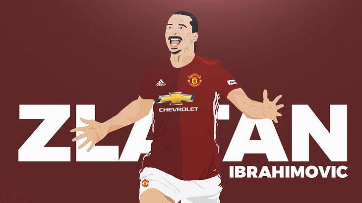 9 männliche Fakten zu Zlatan Ibrahimovic