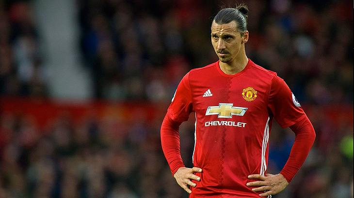 Zlatan Ibrahimovic ist nicht Schwedens Fußballer des Jahres