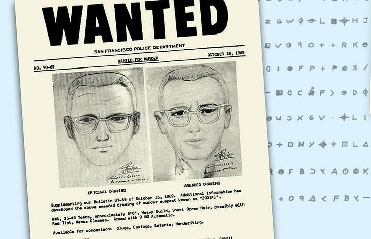 Wo hat sich der Zodiac-Killer versteckt?