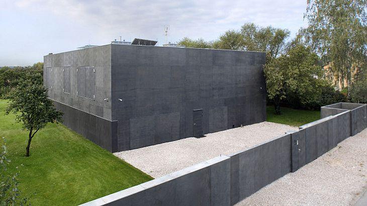 Zombie-sichers Haus in Polen.