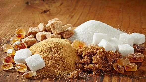 Diverse Zuckersorten - Foto: iStock / Magone