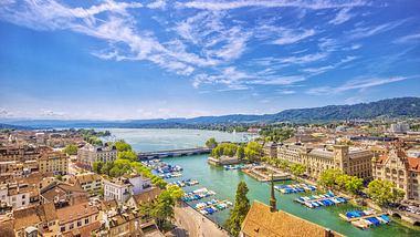 Diese 5 Sehenswürdigkeiten in Zürich sind ein Muss