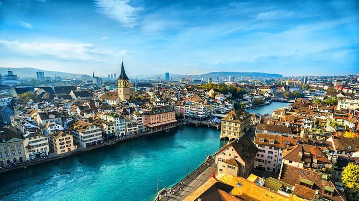 Die teuerste Stadt der Welt UBS Ranking 2018 - Foto: iStock / AleksandarGeorgiev