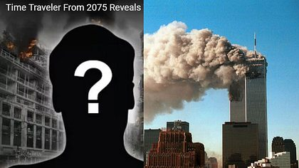 Zeitreisender aus dem Jahr 2075 lüftete Geheimnis um den 11. September  - Foto: Getty Images / Robert Giroux _ YouTube / ApexTV
