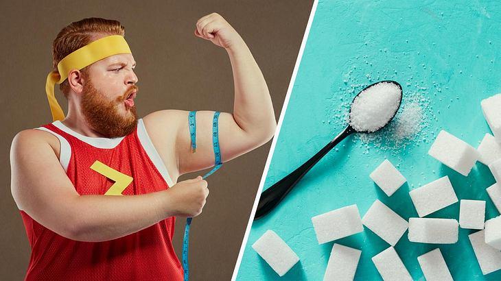 Daran merkst du, dass du zu viel Zucker isst