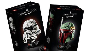 Lego bringt neue Star-Wars-Büsten